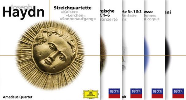 eloquence, Große Klänge, kleiner Preis - Die neuen CDs von Elequence