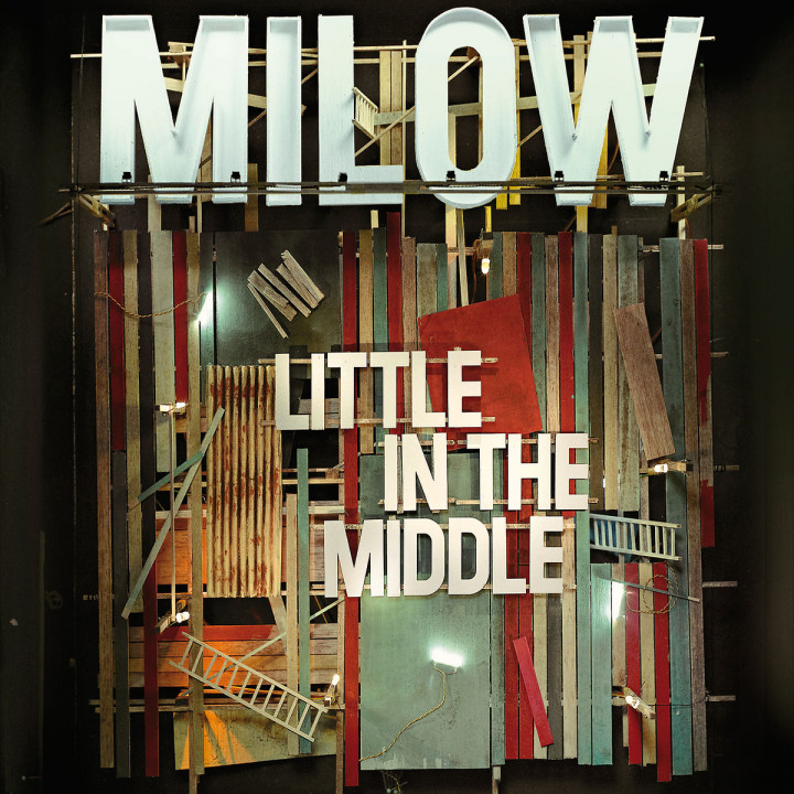 Little In The Middle (2-Track): Milow