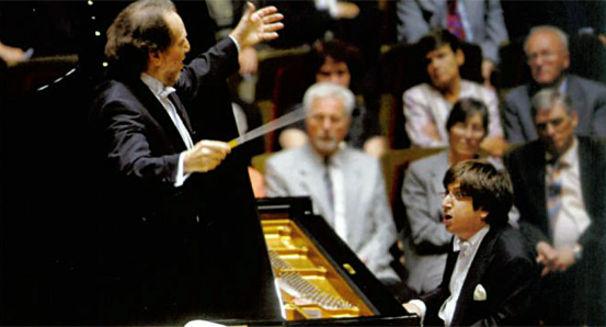 Riccardo Chailly, Bach ohne Grenzen - Der nächste Streich von Riccardo Chailly mit Ramin Bahrami und dem Gewandhausorchester