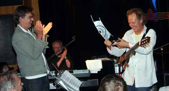 Lee Ritenour, ECHO Jazz für Lee Ritenours 6 String Theory