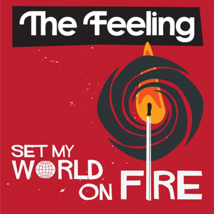 Cover Set My World On Fire