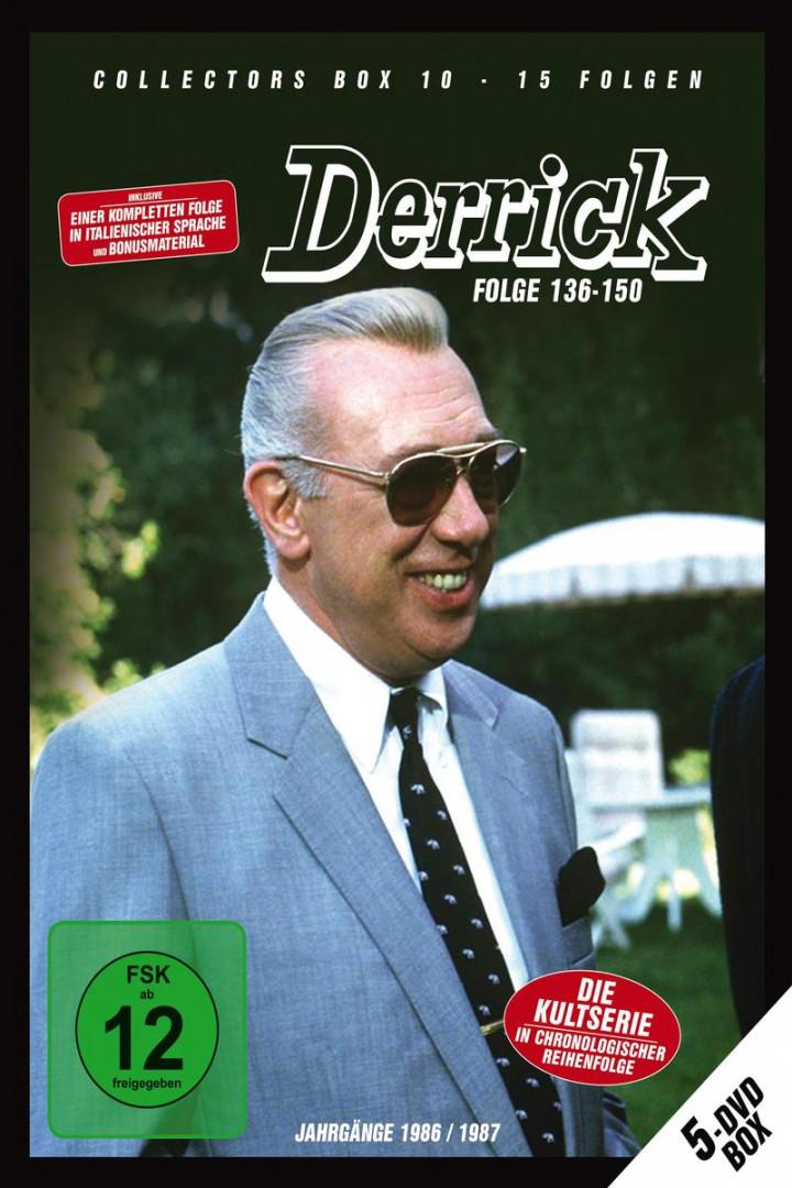 Derrick Collectors Box 10
