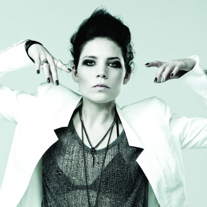 Skylar Grey Pressefoto 1/2011
