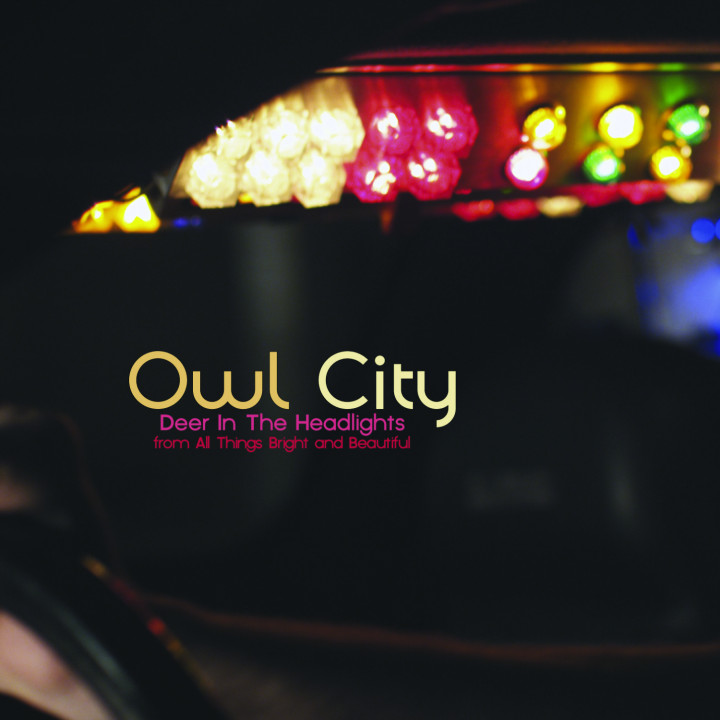 Deer IN The Headlights Owl City Single Cover 2011