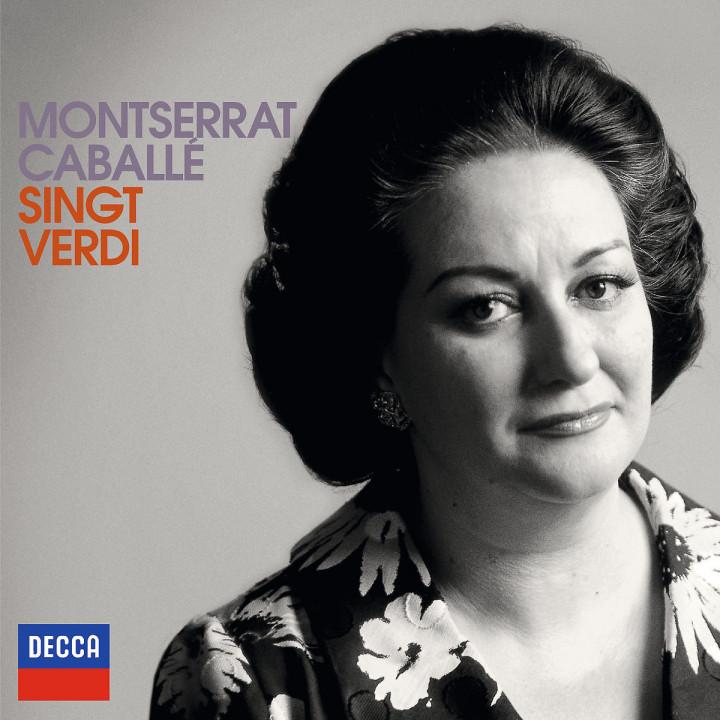Montserrat Caballé singt Verdi