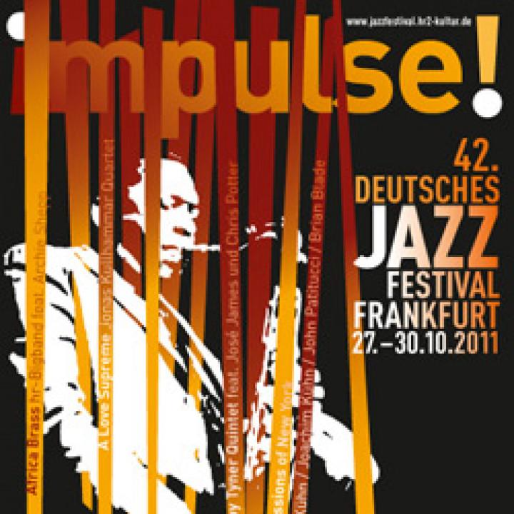 Deutsches Jazzfestival Frankfurt Impulse!