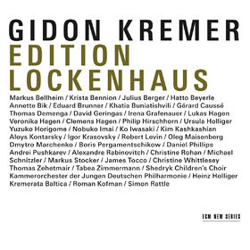 Gidon Kremer, Edition Lockenhaus, 00028947645092