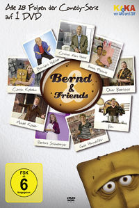 Bernd Das Brot, Bernd & Friends, 00602527623269