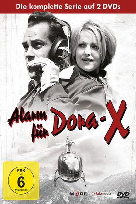 Alarm für Dora-X, Alarm für Dora-X - die komplette Serie, 04032989602698