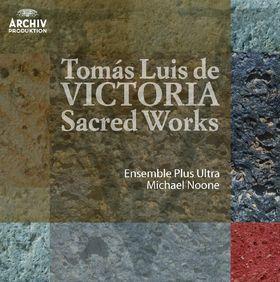 Tomás Luis de Victoria, Sacred Works, 00028947797470
