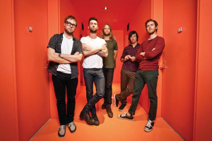 Maroon 5 2011