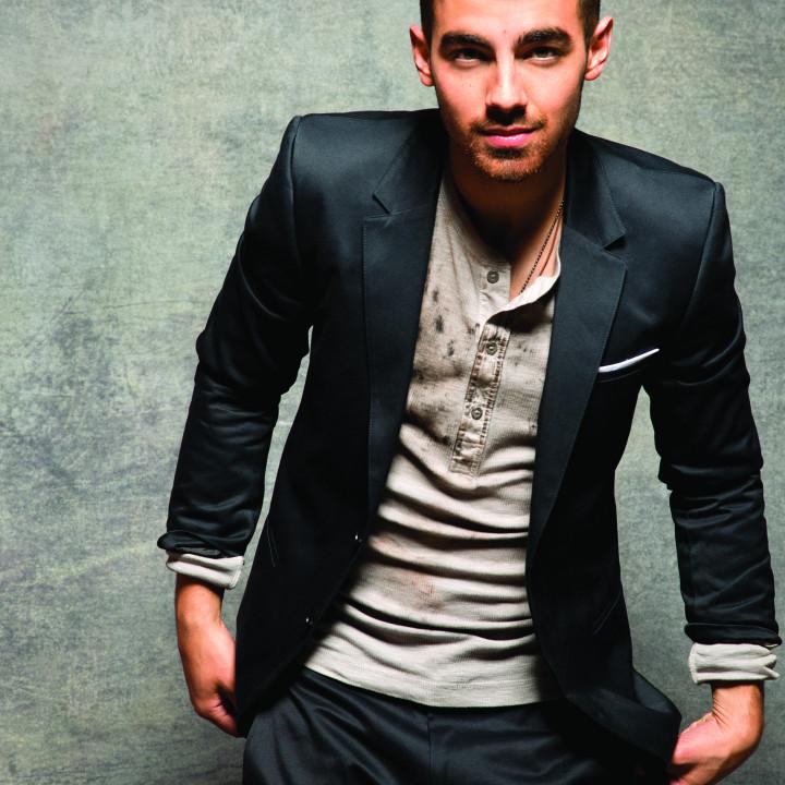 Joe Jonas Pressefoto 9/2011