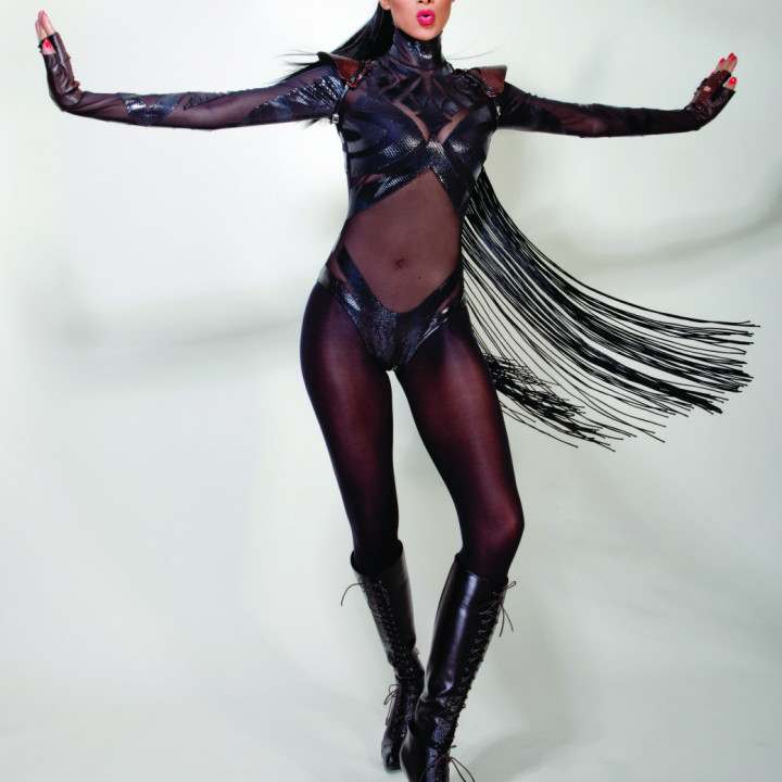 Nicole Scherzinger Pressefoto 3/2011