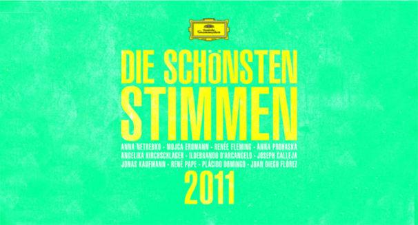 Schöne Stimmen, Zauber der Stimmen - Die Compilation Die Schönsten Stimmen 2011