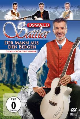 Oswald Sattler, Oswald Sattler - Der Mann aus den Bergen  - Seine  schönsten Videos, 00602527675343