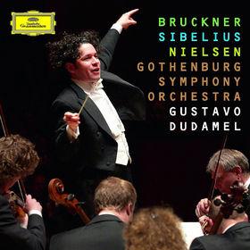 Gustavo Dudamel, Bruckner, Sibelius, Nielsen: Sinfonien 9 / 2 / 4 und 5, 00028947794493