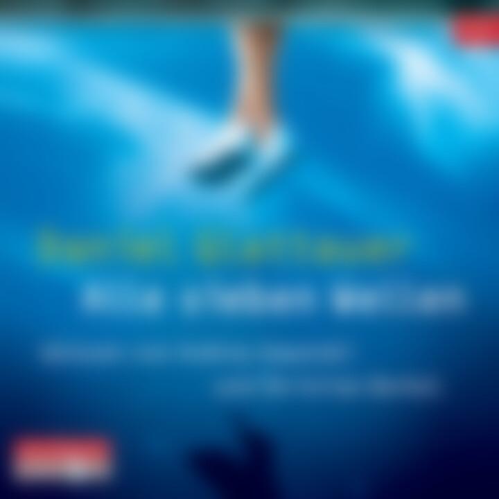 Daniel Glattauer: Alle sieben Wellen: Sawatzki,Andrea/Berkel,Christian