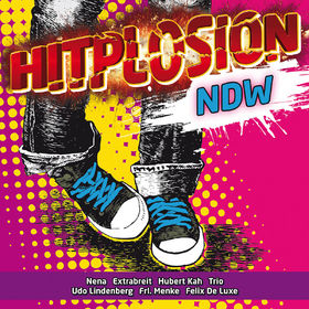 Various Artists, Hitplosion - NDW, 00600753329917