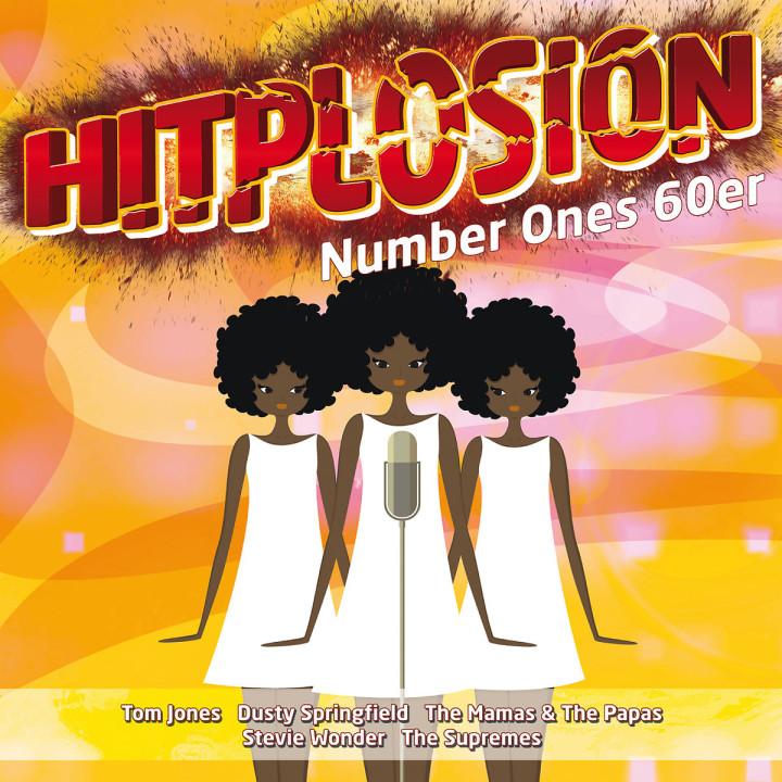 Hitplosion - Number Ones 60er