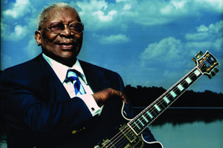 B.B. King News Pic