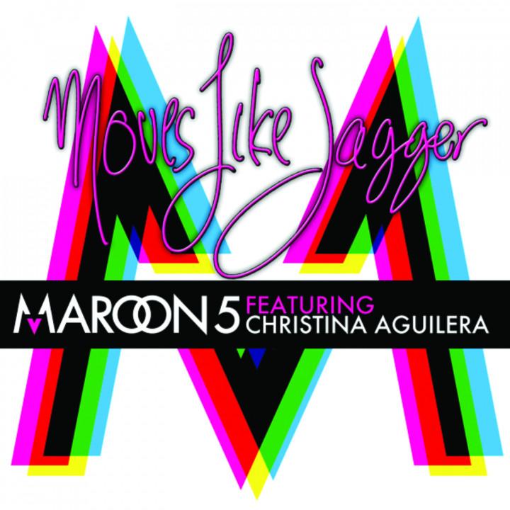 Moves Like Jagger feat. Christina Aguilera