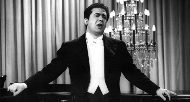 Giuseppe di Stefano, Der Mann an Marias Seite - Giuseppe di Stefano wird 90