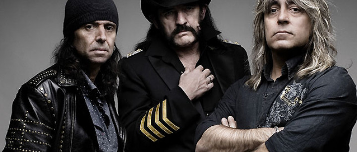 Motörhead Universal Music Eycatcher