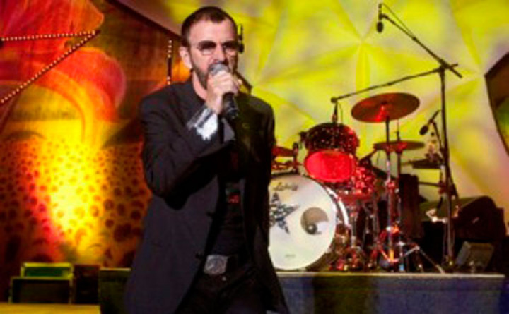 Ringo Star 2011