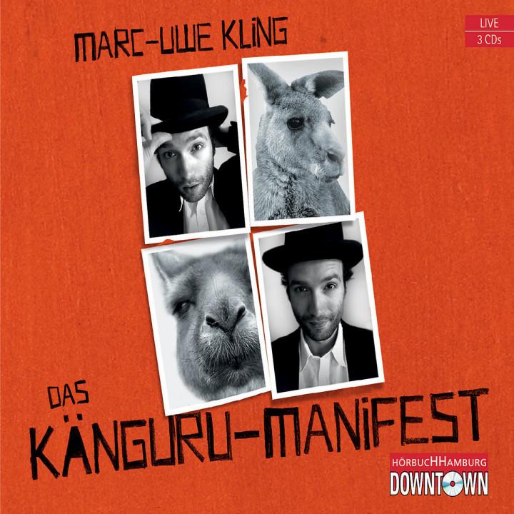 Das Känguru-Manifest: Kling,Marc-Uwe
