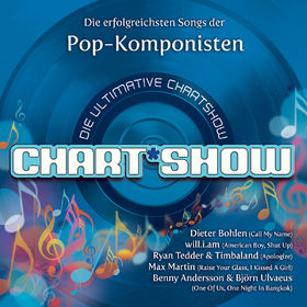 Die Ultimative Chartshow, Die ultimative Chartshow - Pop-Komponisten, 00600753353004