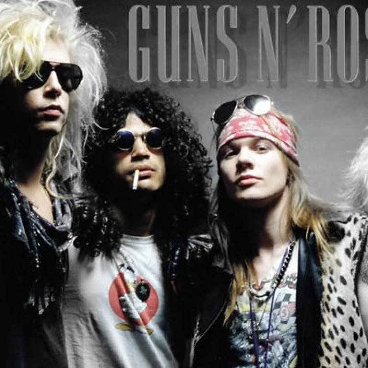 Guns n' Roses - UMG Eyecatcher