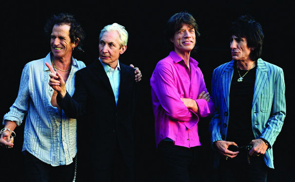 The Rolling Stones, Knacken bei Facebook die 9-Millionen-Marke