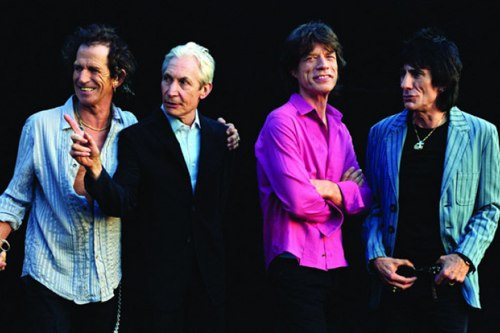 The Rolling Stones - UMG Eyecatcher