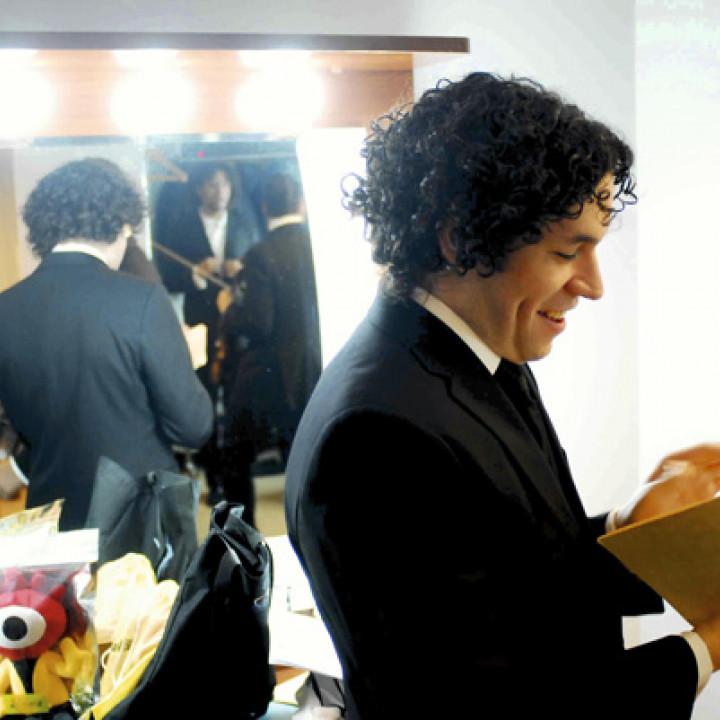 Gustavo Dudamel c DG