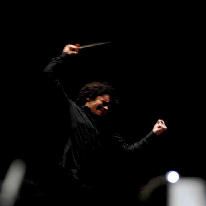 Gustavo Dudamel c Luis Cobelo / DG