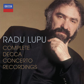 Radu Lupu, Radu Lupu: Complete Decca Concerto Recordings, 00028947829225