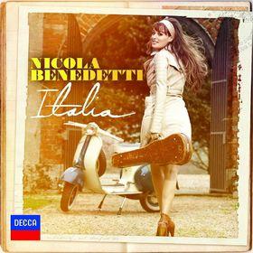 Nicola Benedetti, Italia, 00028947643425