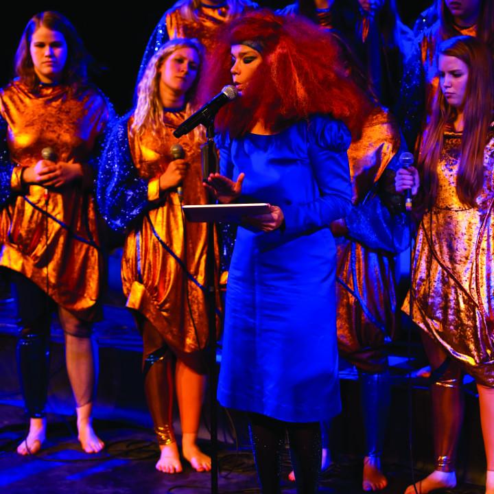 Björk Pressefoto 3/2011