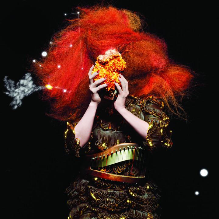 Björk Pressefoto 5/2011