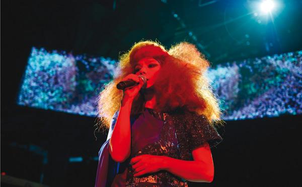 Björk, Das multimediale Album Biophilia jetzt im iTunes Special