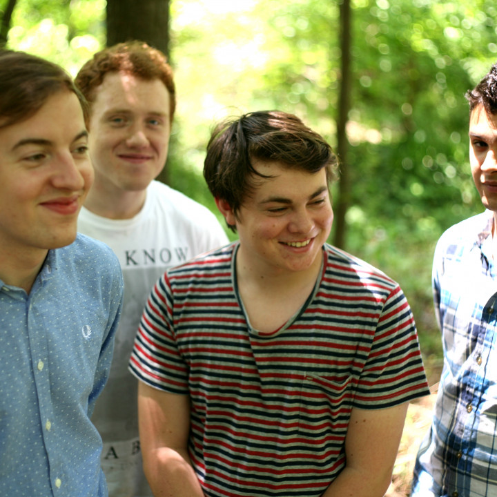 Bombay Bicycle Club Pressefoto 1/2011
