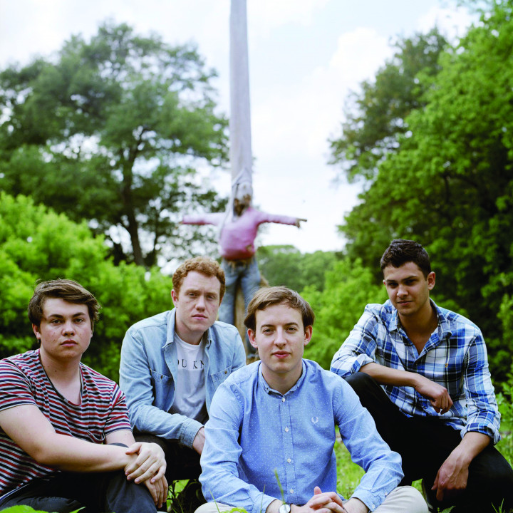 Bombay Bicycle Club Pressefoto 2/2011
