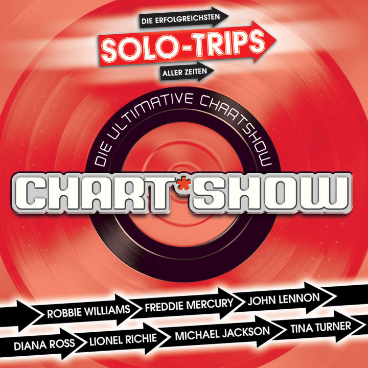 Die ultimative Chartshow - Solo-Trips: Various Artists