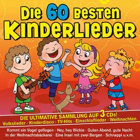 Familie Sonntag, Die 60 besten Kinderlieder, 00602527787411