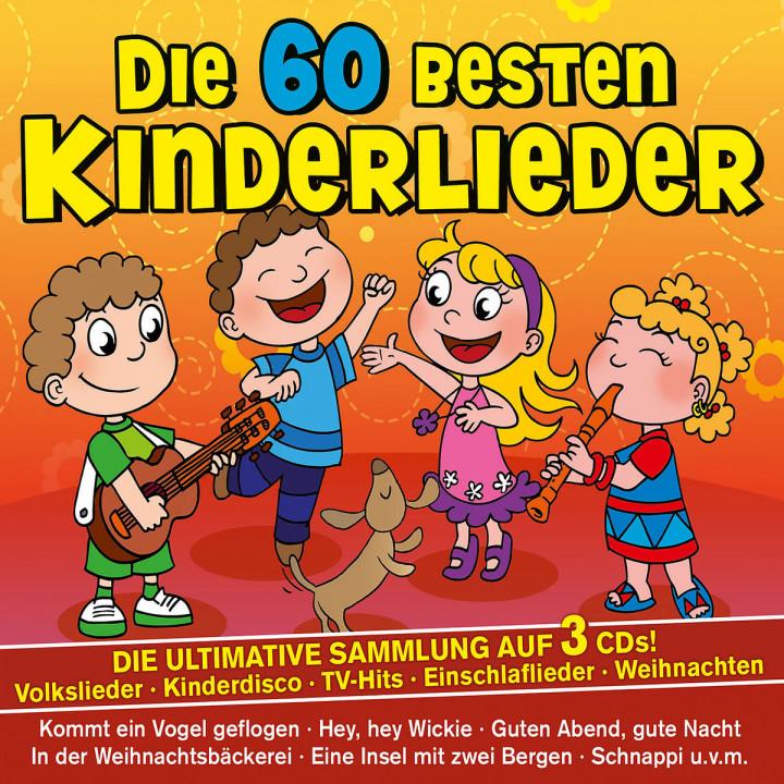 Die 60 besten Kinderlieder: Familie Sonntag