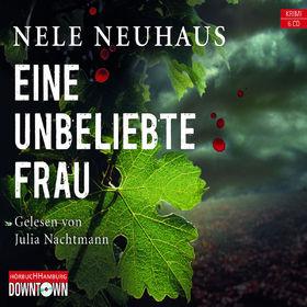 Nele Neuhaus, Eine unbeliebte Frau, 09783869090917