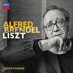 Alfred Brendel, Alfred Brendel -  Liszt - Artist's Choice, 00028947828259