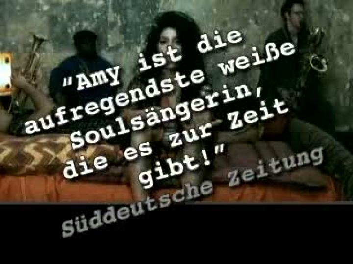 Amy Winehouse Back To Black EPK