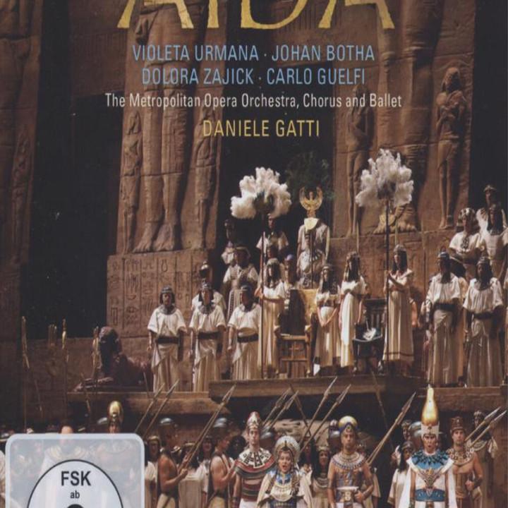 Aida: Urmana,V./Scandiuzzi,R./Botha,J./Zajick,D./MET/+