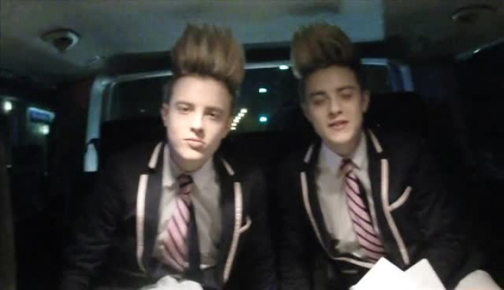 Jedward Germany Episode 2